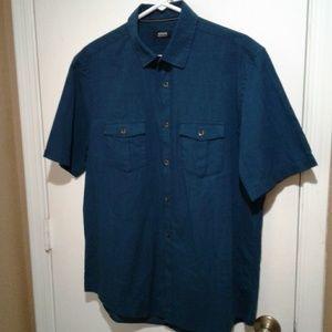 🌺 Like New Alfani Regular Fit Shirt